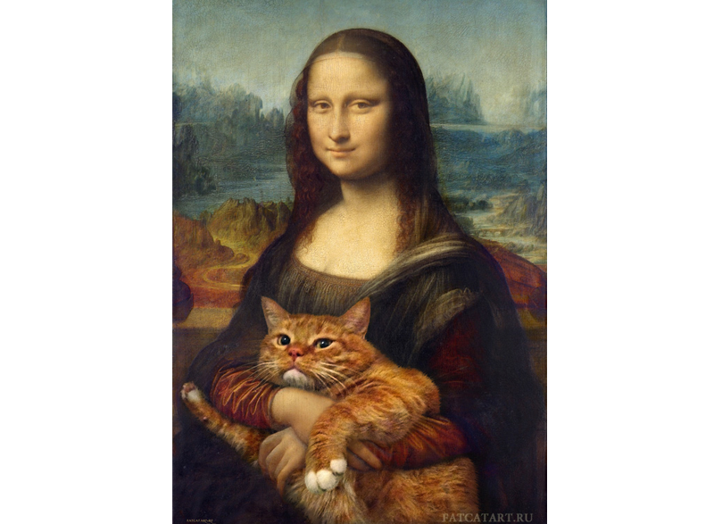 Leonardo Da Vinci, Mona Lisa. True version