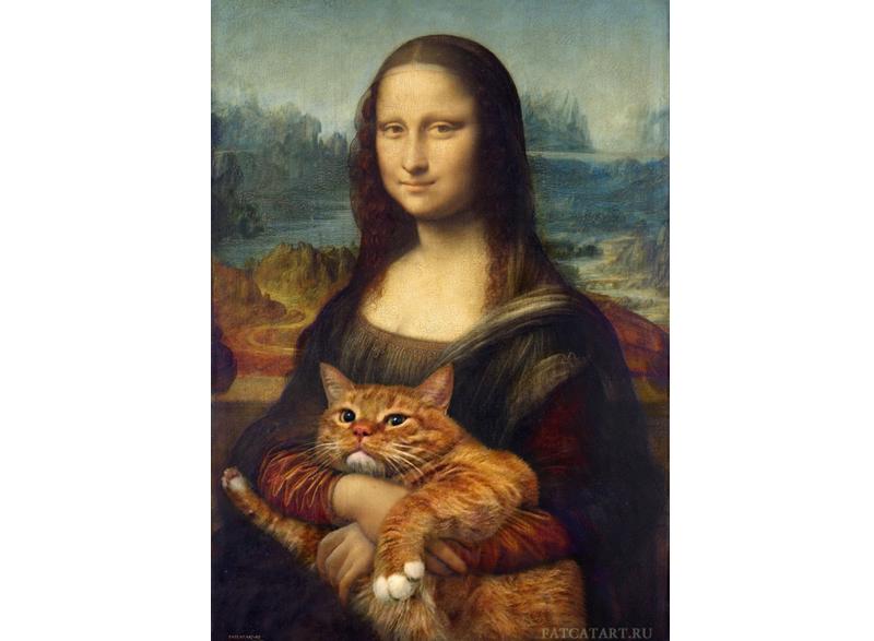 Leonardo Da Vinci, Mona Lisa. True version