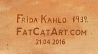Kahlo_Two_fridas_one-cat-sign