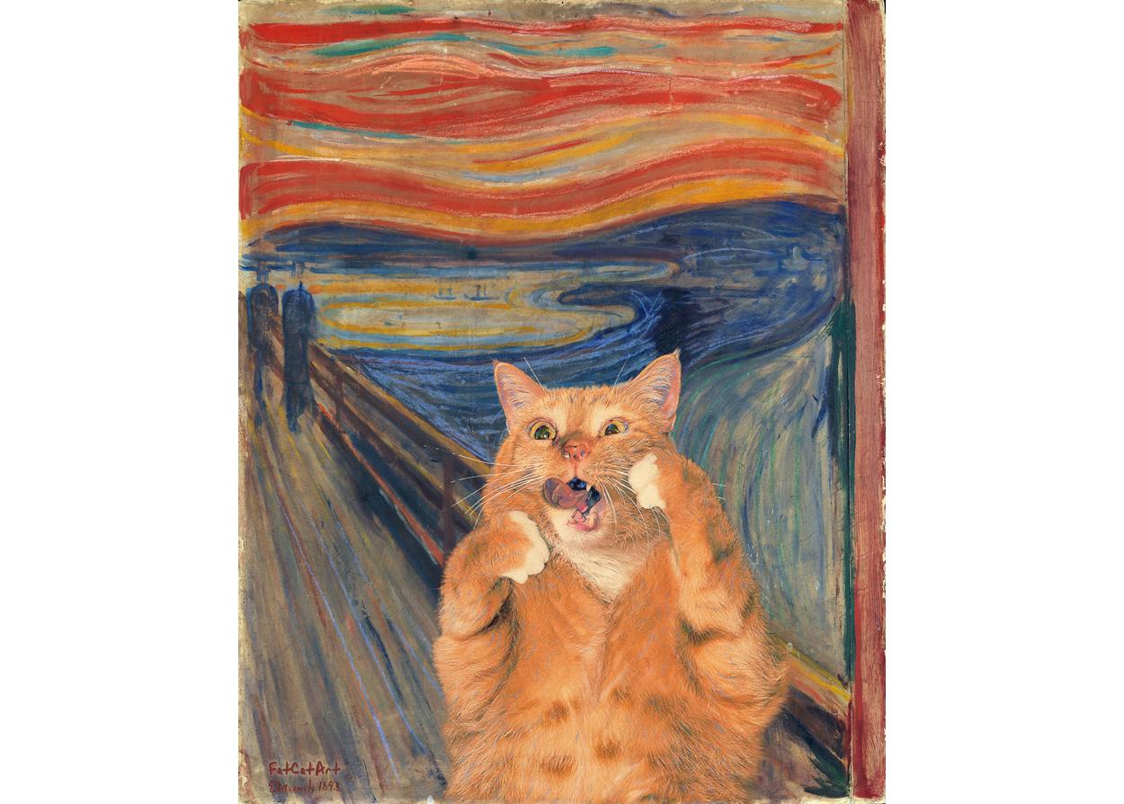 Edvard Munch. The Scream