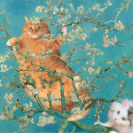 Van-Gogh_Almond_Blossom_cat-print2