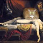 Fuseli_Nigtmare-cat-post