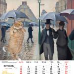 Calendar'20-10